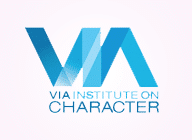 Trained in VIA Character Strengths Assessment